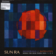 Sun Ra - Monorails And Satellites Volumes 1-3