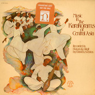 V.A. - Music In The Karakorams Of Central Asia