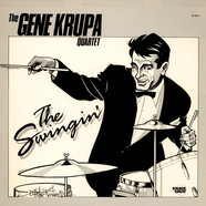Gene Krupa Quartet, The - The Swingin'