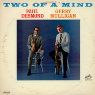 Paul Desmond & Gerry Mulligan - Two Of A Mind