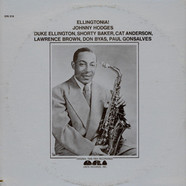 Johnny Hodges - Ellingtonia!