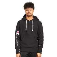 Champion Reverse Weave - Hooded Half Zip Sweatshirt