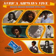 V.A. - Africa Airways Five - Brace Brace Boogie 1976-1982