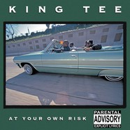 King Tee - At Your Own Risk Colored Vinyl Edition