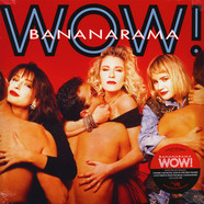 Bananarama - Wow! Red Vinyl Edition