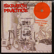 DJ T-Kut - Scratch Practice Orange Vinyl Edition