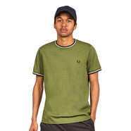 Fred Perry - Twin Tipped T-Shirt