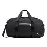 Fred Perry - Roll Top Barrel Bag