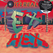 Ex Hex - It's Real Black Vinyl Edition