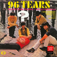 Question Mark & The Mysterians - 96 Tears Limited Clear Teardrop Colored Vinyl Edition