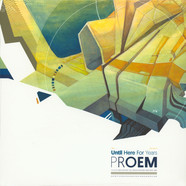 Proem - Until Here For Years Transparent Burnt Yellow Vinyl Edition