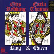 Otis Redding & Carla Thomas - King & Queen Mono Version
