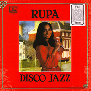 Rupa - Disco Jazz Black Vinyl Edition