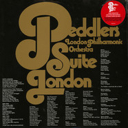Peddlers And The London Philharmonic Orchestra - Suite London