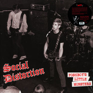 Social Distortion - Poshboy's Little Monsters Splattered Vinyl Editon