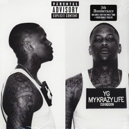 YG - My Krazy Life Red Vinyl Edition