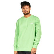 Nike - Club Crewneck Sweater Brushed Fleece