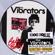 Vibrators, The - Baby Baby / Into The Future ... Picture Disc Record Store Day 2019 Edition