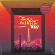 V.A. - Too Slow To Disco Neo - En France Black Vinyl Edition