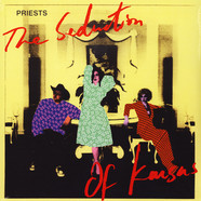 Priests - The Seduction Of Kansas Pink Vinyl Edition
