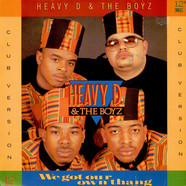 Heavy D. & The Boyz - We Got Our Own Thang (Club Version)