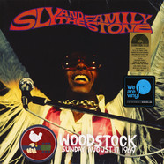 Sly & The Family Stone - Woodstock Sunday August 17, 1969 Record Store Day 2019 Edition