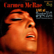 Carmen McRae - Live At Sugar Hill San Francisco