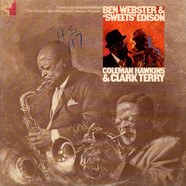 Ben Webster & Harry Edison / Coleman Hawkins & Clark Terry - Giants Of The Tenor Saxophone / The Genius Of Ben Webster And Coleman Hawkins