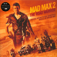 Brian May - OST The Road Warrior - Mad Max 2 Record Store Day 2019 Edition