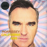 Morrissey - California Son Blue Vinyl Edition