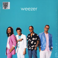 Weezer - Weezer Teal Record Store Day 2019 Edition
