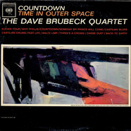 Dave Brubeck Quartet, The - Countdown Time In Outer Space