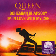 Queen - Bohemian Rhapsody / I'm In Love With My Car (Remastered 2011) Colored Vinyl Record Store Day 2019 Edition