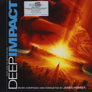 V.A. - OST Deep Impact Coloured Vinyl Edition