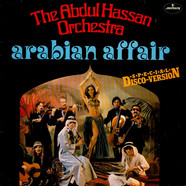 Abdul Hassan Orchestra - Arabian Affair (Special Disco~Version)