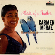 Carmen McRae - Birds Of A Feather