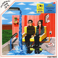 Partner - Saturday The 14th Cyan / Yellow Vinyl Edition