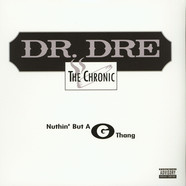Dr. Dre - Nuthin' But A G Thang Record Store Day 2019 Edition
