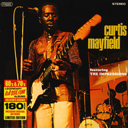 Curtis Mayfield - Curtis Mayfield Featuring The Impressions