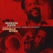 Marvin Gaye & Donald Byrd - Where Are We Going