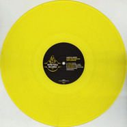 V.A. - Kemet Deep Sessions Yellow Vinyl Record Store Day 2019 Edition