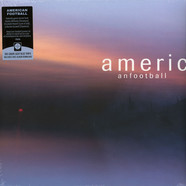 American Football - American Football LP 3 Light Blue Vinyl Edition