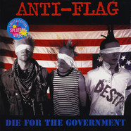 Anti-Flag - Die For The Government Red White Blue Vinyl Edition