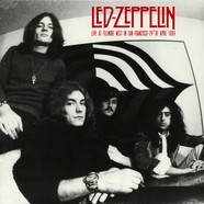 Led Zeppelin - Live At Fillmore West San Francisco 1969