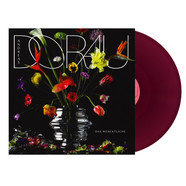 Andreas Dorau - Das Wesentliche HHV Exclusive Violet Limited Deluxe Edition with Signed Print