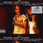 V.A. - OST Natural Born Killers Coloured Vinyl Edition