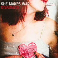 She Makes War - Disarm: 15 Transparent Blue Vinyl Record Store Day 2019 Edition