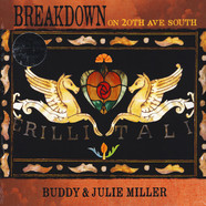Buddy & Julie Miller - Breakdown On 20th Ave. South Limited Edition