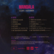 Escape & Audi Bamer - Mandala Purple Vinyl Edition