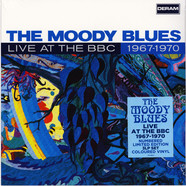 Moody Blues, The - Live At The BBC: 1967-1970 Limited Triple Vinyl Deluxe Edition